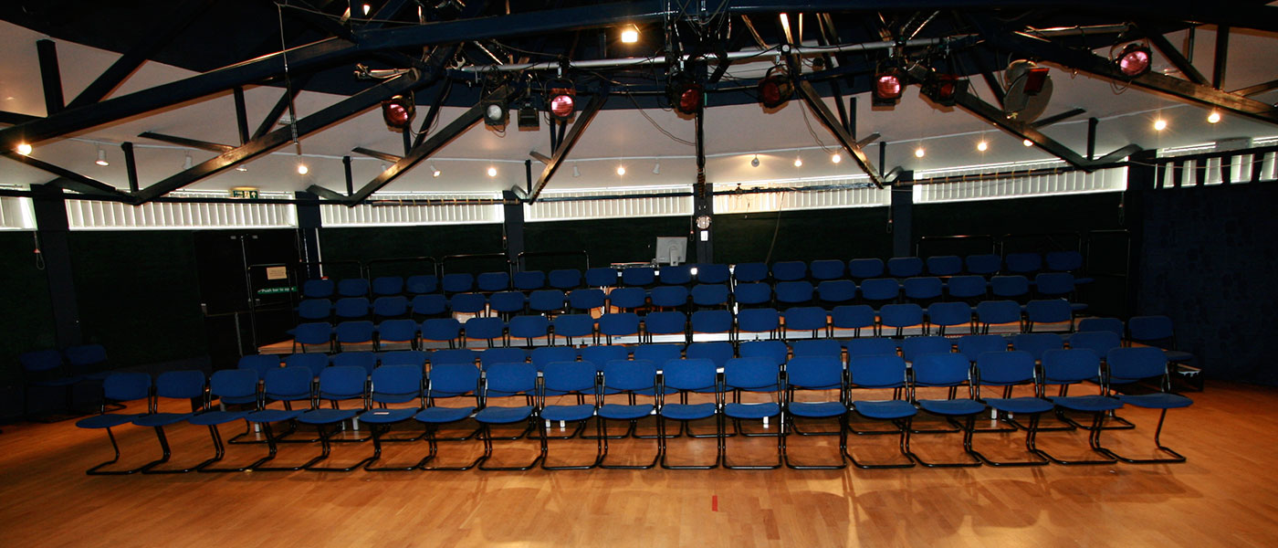 Medway Centre Main Hall